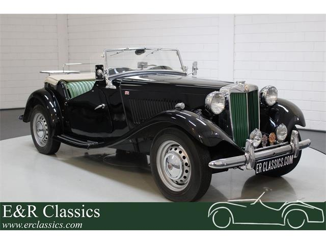 1953 MG TD (CC-1442973) for sale in Waalwijk, [nl] Pays-Bas