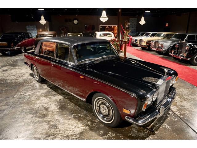 1971 Rolls-Royce Silver Shadow (CC-1442979) for sale in Carey, Illinois