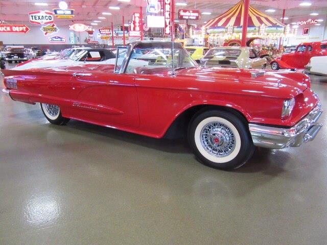 1960 Ford Thunderbird (CC-1442986) for sale in Greenwood, Indiana