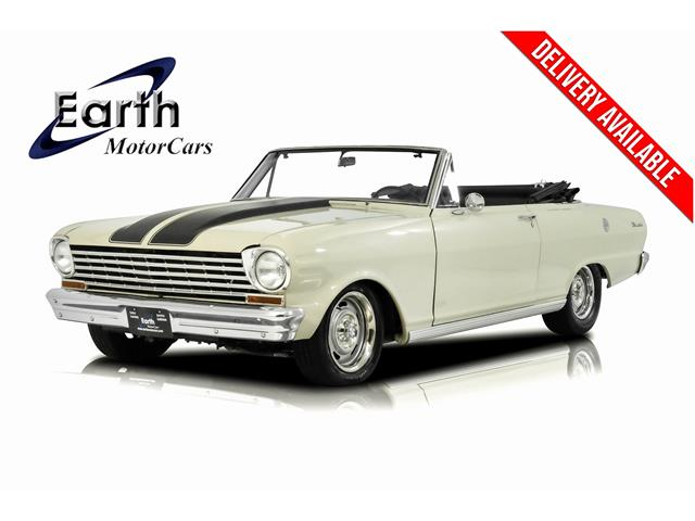 1963 Chevrolet Nova (CC-1442995) for sale in Carrollton, Texas