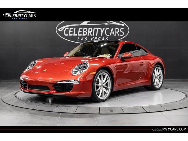 2013 Porsche 911 (CC-1442998) for sale in Las Vegas, Nevada