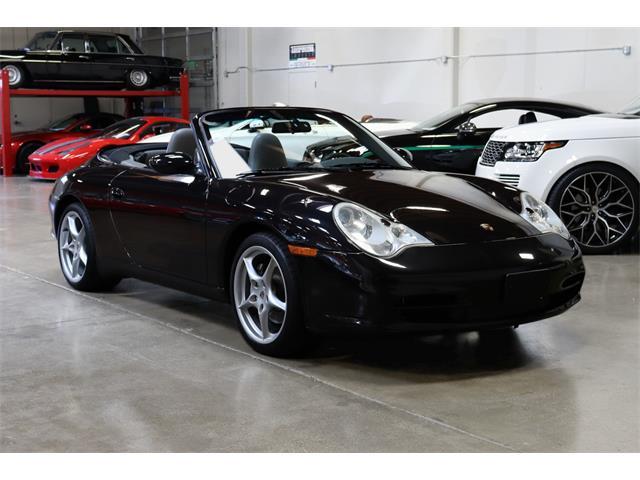2002 Porsche 911 (CC-1443004) for sale in San Carlos, California