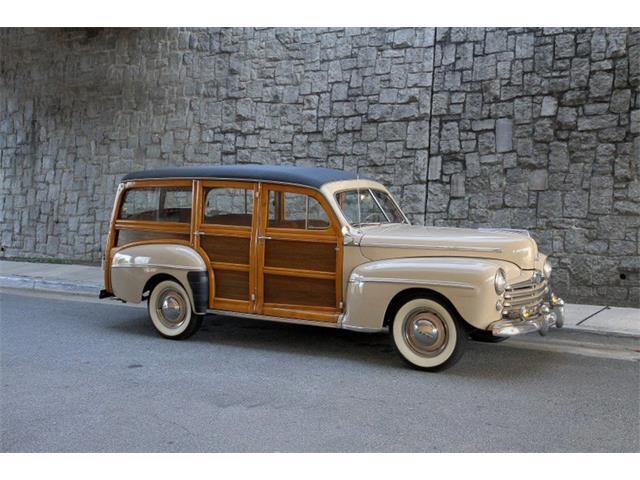 1948 Ford Super Deluxe (CC-1443007) for sale in Atlanta, Georgia
