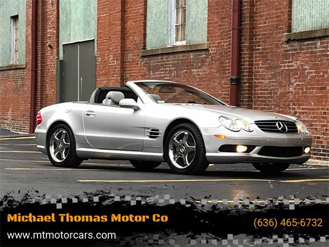 2003 Mercedes-Benz SL-Class (CC-1443010) for sale in Saint Charles, Missouri