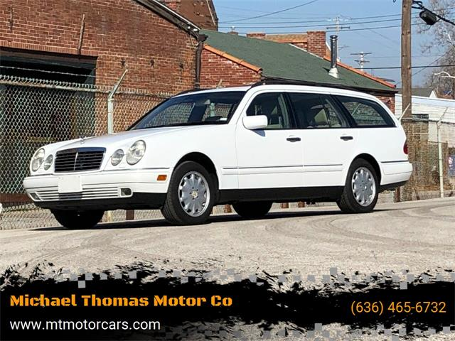 1999 Mercedes-Benz E-Class (CC-1443015) for sale in Saint Charles, Missouri