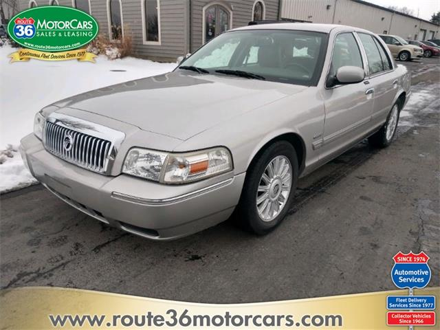 2011 Mercury Grand Marquis (CC-1443016) for sale in Dublin, Ohio