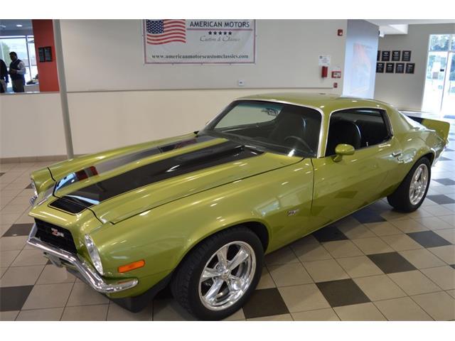 1971 Chevrolet Camaro (CC-1443035) for sale in San Jose, California