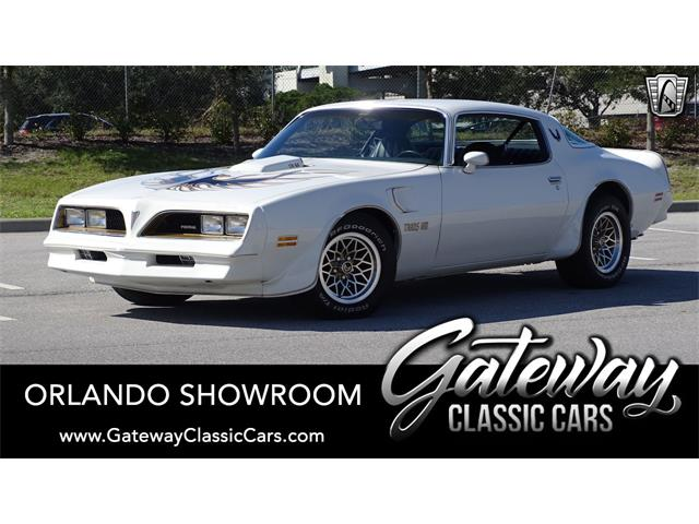 1978 Pontiac Firebird Trans Am (CC-1443043) for sale in O'Fallon, Illinois