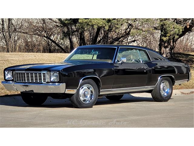 1972 Chevrolet Monte Carlo (CC-1443044) for sale in Lenexa, Kansas