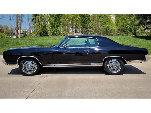 1972 Chevrolet Monte Carlo (CC-1443044) for sale in Lenexa, Kansas