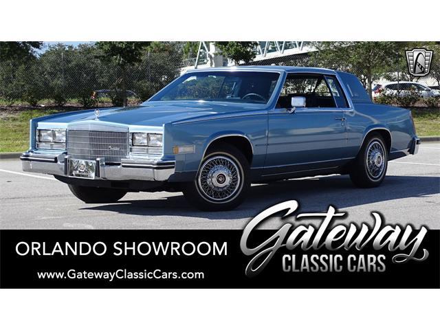 1985 Cadillac Eldorado (CC-1443057) for sale in O'Fallon, Illinois