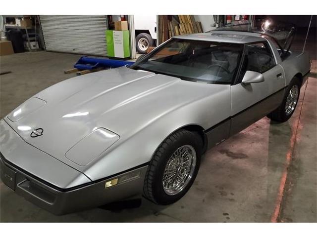 1984 Chevrolet Corvette (CC-1443058) for sale in Lakeland, Florida