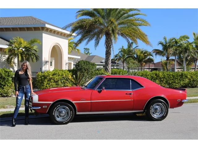 1968 Chevrolet Camaro (CC-1443069) for sale in Fort Myers, Florida