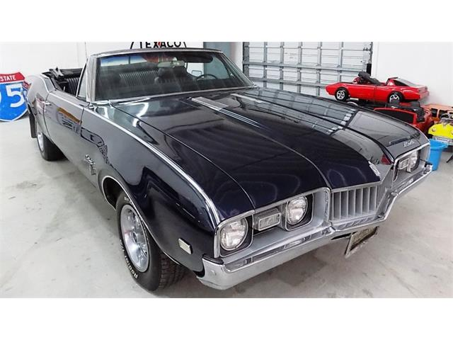 1968 Oldsmobile Cutlass (CC-1443070) for sale in Pompano Beach, Florida