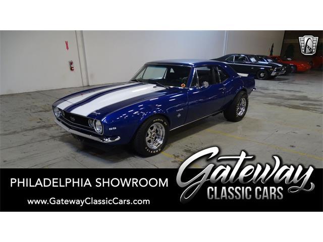 1967 Chevrolet Camaro (CC-1443076) for sale in O'Fallon, Illinois