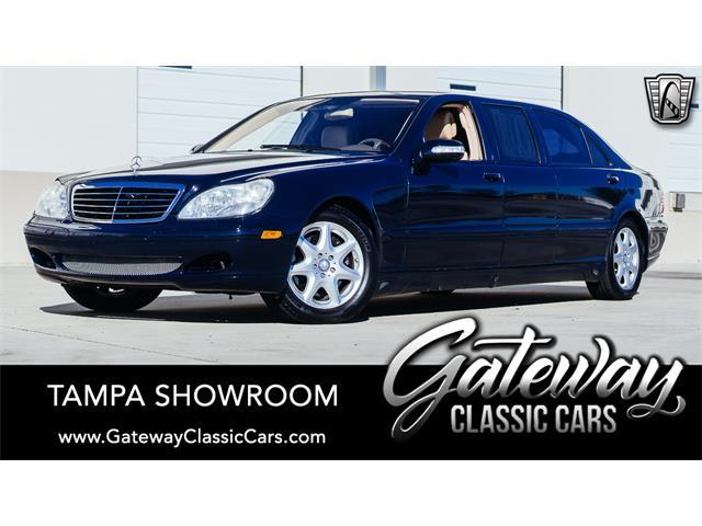 2004 Mercedes-Benz S500 (CC-1443081) for sale in O'Fallon, Illinois