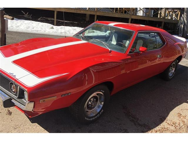 1973 AMC Javelin (CC-1443092) for sale in Milwaukee, Wisconsin