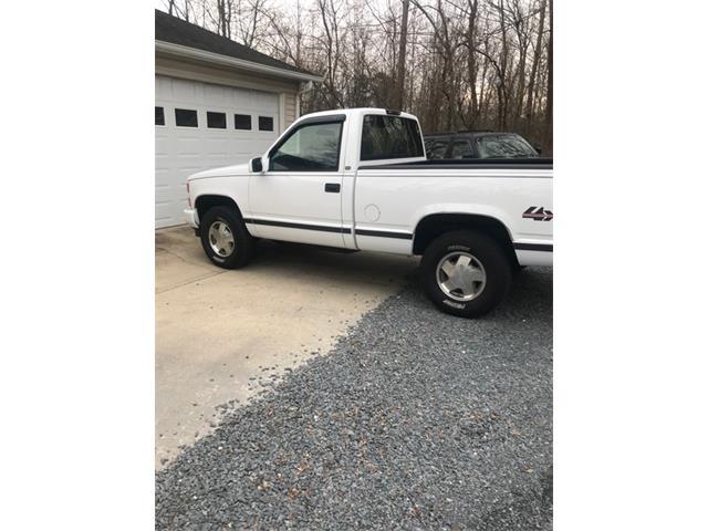1998 Chevrolet Silverado (CC-1443094) for sale in MILFORD, Ohio