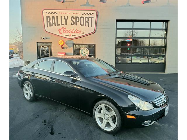 2006 Mercedes-Benz CLS500 (CC-1443096) for sale in Canton, Ohio