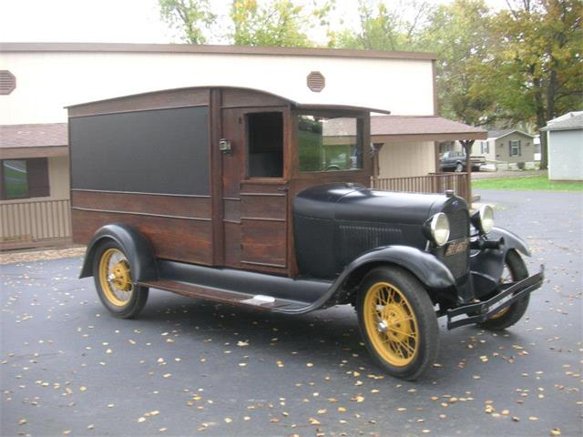 1929 Ford Hearse (CC-1440310) for sale in Quincy, Illinois