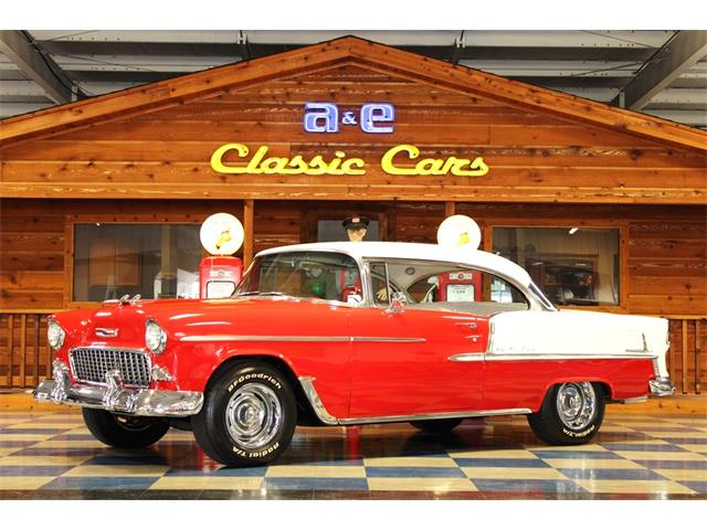 1955 Chevrolet Bel Air (CC-1443106) for sale in New Braunfels , Texas