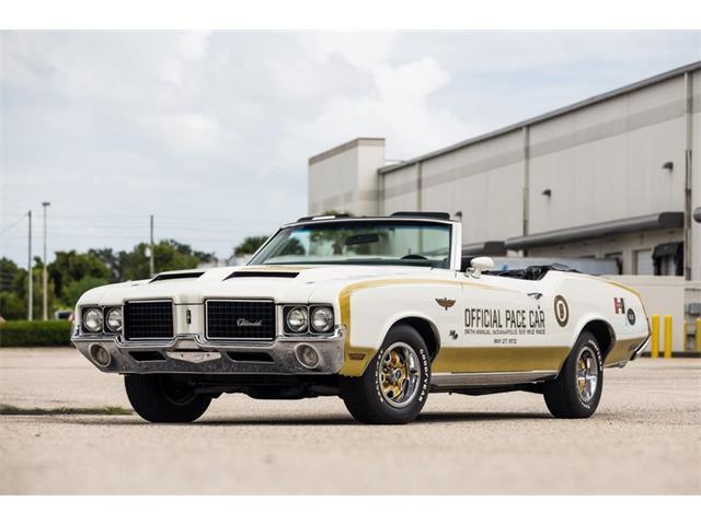 1972 Oldsmobile Cutlass (CC-1443112) for sale in Punta Gorda, Florida