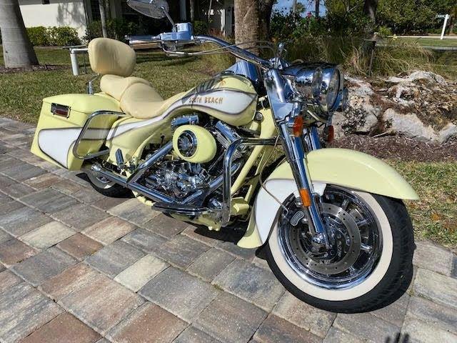2001 Harley-Davidson Motorcycle (CC-1443117) for sale in Punta Gorda, Florida