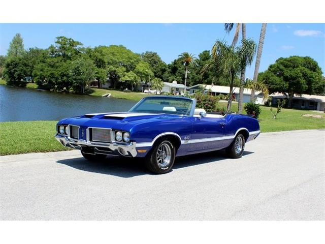 1972 Oldsmobile Cutlass (CC-1443118) for sale in Punta Gorda, Florida