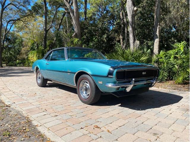 1968 Chevrolet Camaro (CC-1443119) for sale in Punta Gorda, Florida
