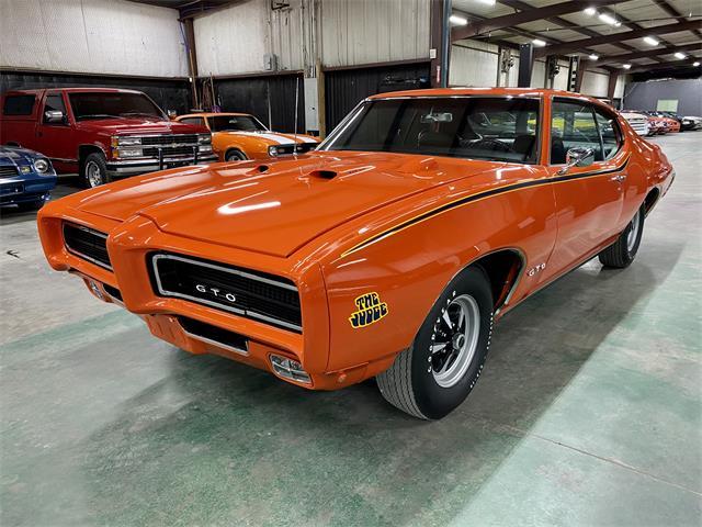 1969 Pontiac GTO (The Judge) (CC-1440312) for sale in Sherman, Texas