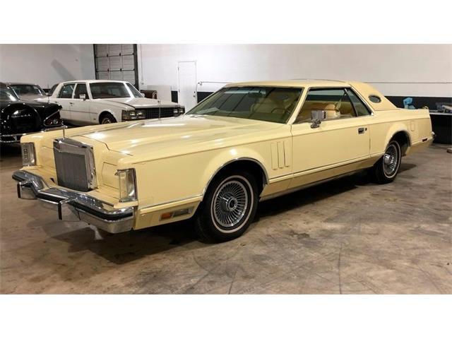 1978 Lincoln Mark V (CC-1443120) for sale in Punta Gorda, Florida