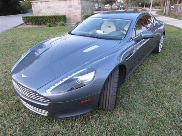 2010 Aston Martin Rapide (CC-1443126) for sale in Punta Gorda, Florida