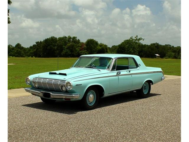 1963 Dodge Polara (CC-1443129) for sale in Punta Gorda, Florida