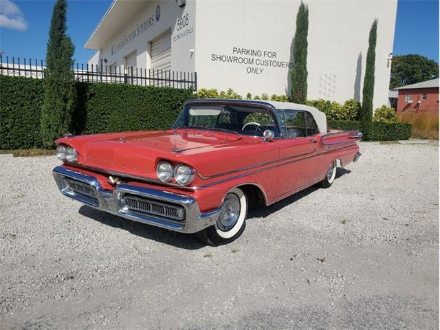 1958 Mercury Turnpike (CC-1443137) for sale in Punta Gorda, Florida