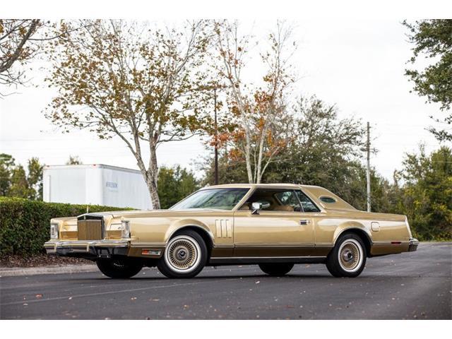 1978 Lincoln Mark V (CC-1443145) for sale in Punta Gorda, Florida