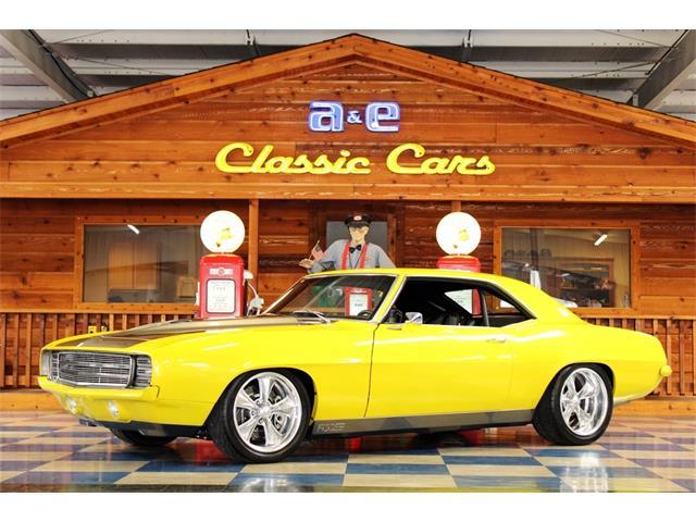 1969 Chevrolet Camaro (CC-1443146) for sale in New Braunfels, Texas