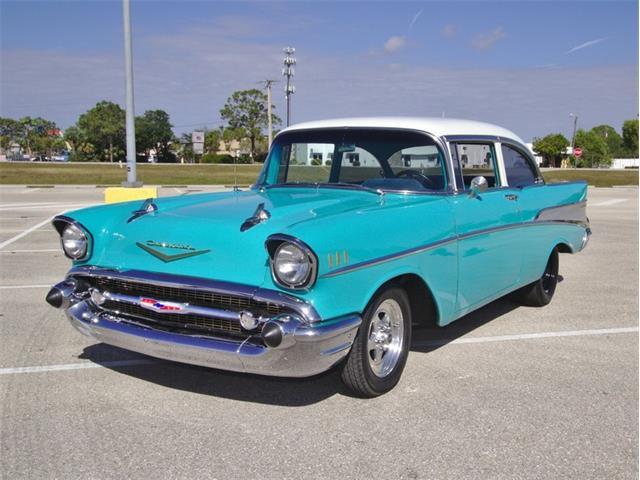 1957 Chevrolet Bel Air (CC-1443147) for sale in Punta Gorda, Florida