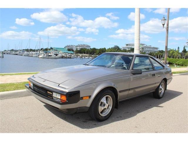 1982 Toyota Supra (CC-1443151) for sale in Punta Gorda, Florida