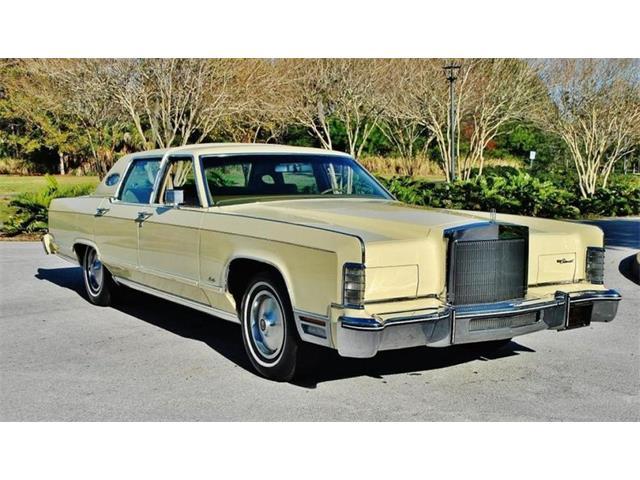 1979 Lincoln Town Car (CC-1443153) for sale in Punta Gorda, Florida