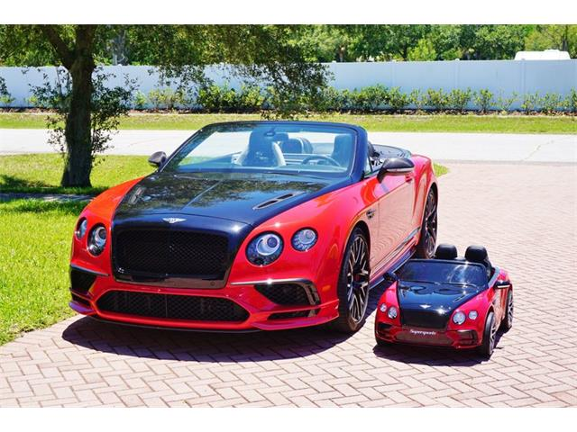 2018 Bentley Continental (CC-1443154) for sale in Punta Gorda, Florida