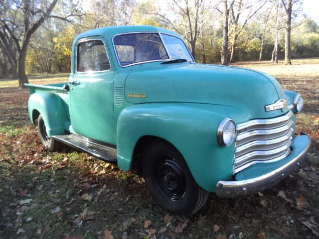 1950 Chevrolet Pickup (CC-1440316) for sale in Quincy, Illinois
