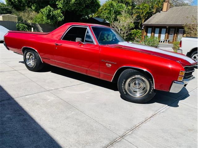 1971 Chevrolet El Camino (CC-1443160) for sale in Punta Gorda, Florida