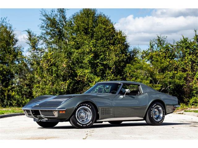 1971 Chevrolet Corvette (CC-1443164) for sale in Punta Gorda, Florida