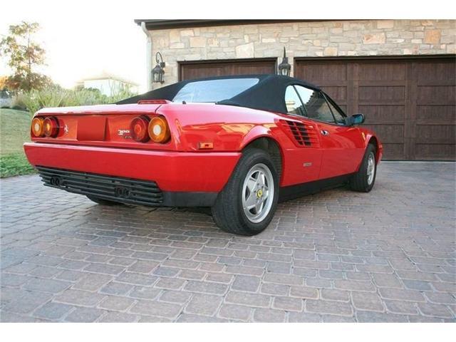 1986 Ferrari Mondial (CC-1443165) for sale in Punta Gorda, Florida