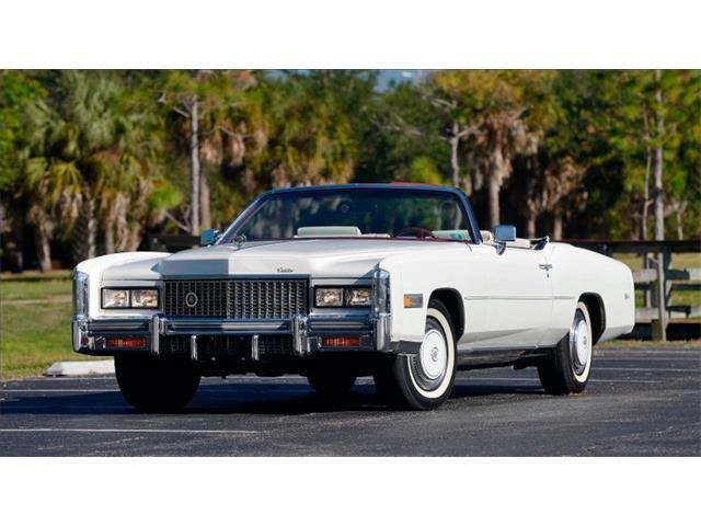 1976 Cadillac Eldorado (CC-1443168) for sale in Punta Gorda, Florida