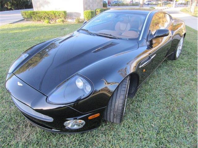2003 Aston Martin Vanquish (CC-1443169) for sale in Punta Gorda, Florida