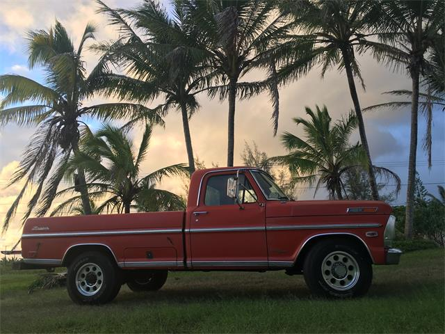 1969 Ford F250 (CC-1440317) for sale in Hanalei , Hawaii