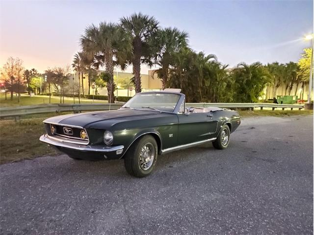 1968 Ford Mustang (CC-1443175) for sale in Punta Gorda, Florida