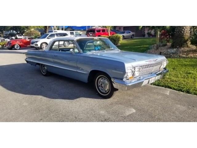 1963 Chevrolet Impala (CC-1443178) for sale in Punta Gorda, Florida