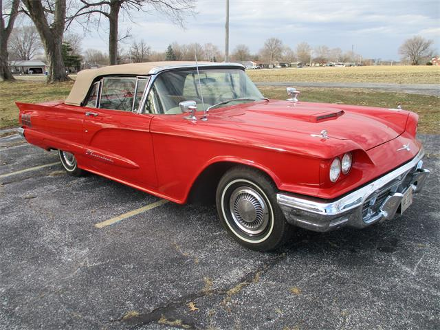 1960 Ford Thunderbird (CC-1440318) for sale in Quincy, Illinois